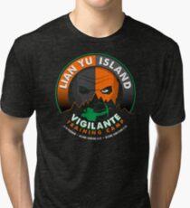 Vigilante Training Camp Tri-blend T-Shirt