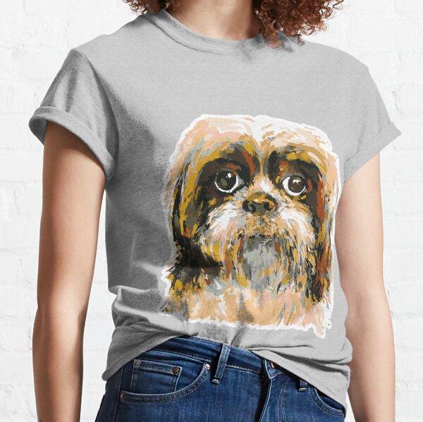 orange dog Classic T-Shirt