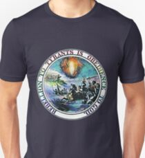 Rebellion To Tyrants Is Obedience To God Unisex T-Shirt