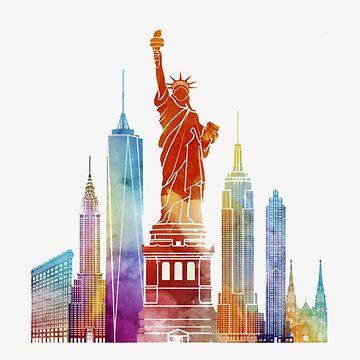 New York by MosWorldShop