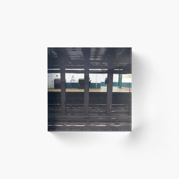 New York, Manhattan, #New York, #Manhattan Acrylic Block
