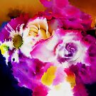 Heritage Roses by Cherie Hanson