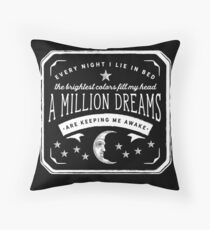 A Million Dreams (The Greatest Showman) Throw Pillow
