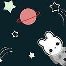 Space Buns by Stephanie Hardy