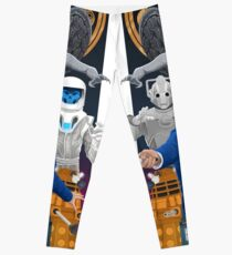 Time Lord Victorious Leggings