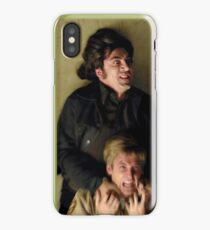 Anton Chigurh- No Country For Old Men iPhone Case