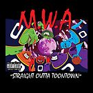 Straight Outta Toontown by Daletheskater