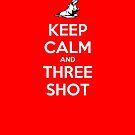 Keep Calm... And Three Shot by JungleCrews