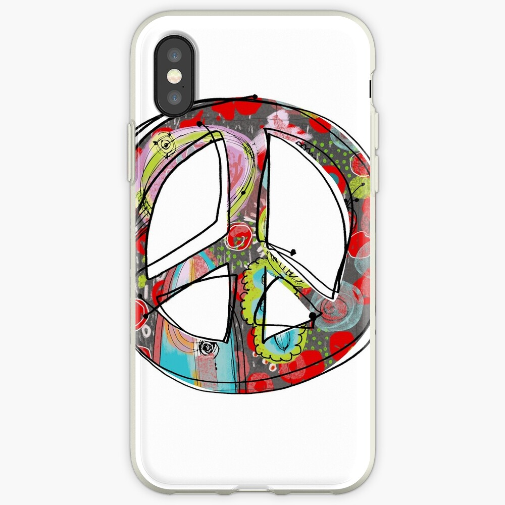 Peace of Art iPhone Cases & Covers