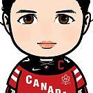 Sidney Crosby (2015 World) by rellicgin
