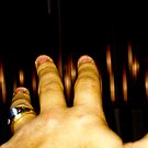 Abstract Self Portrait - Hand by CSDesigns