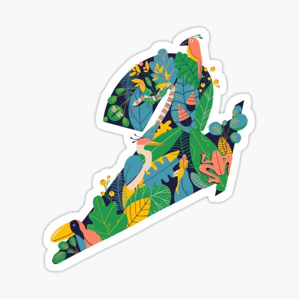 NAO-TEE Sticker