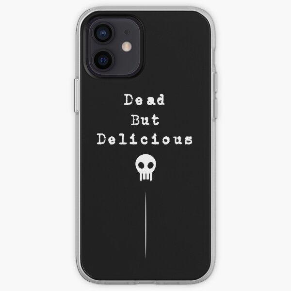 Dead But Delicious iPhone Soft Case