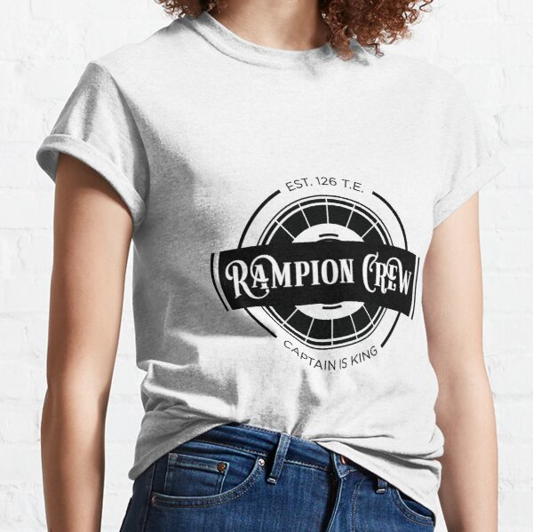 Lunar Chronicles Rampion Crew Classic T-Shirt