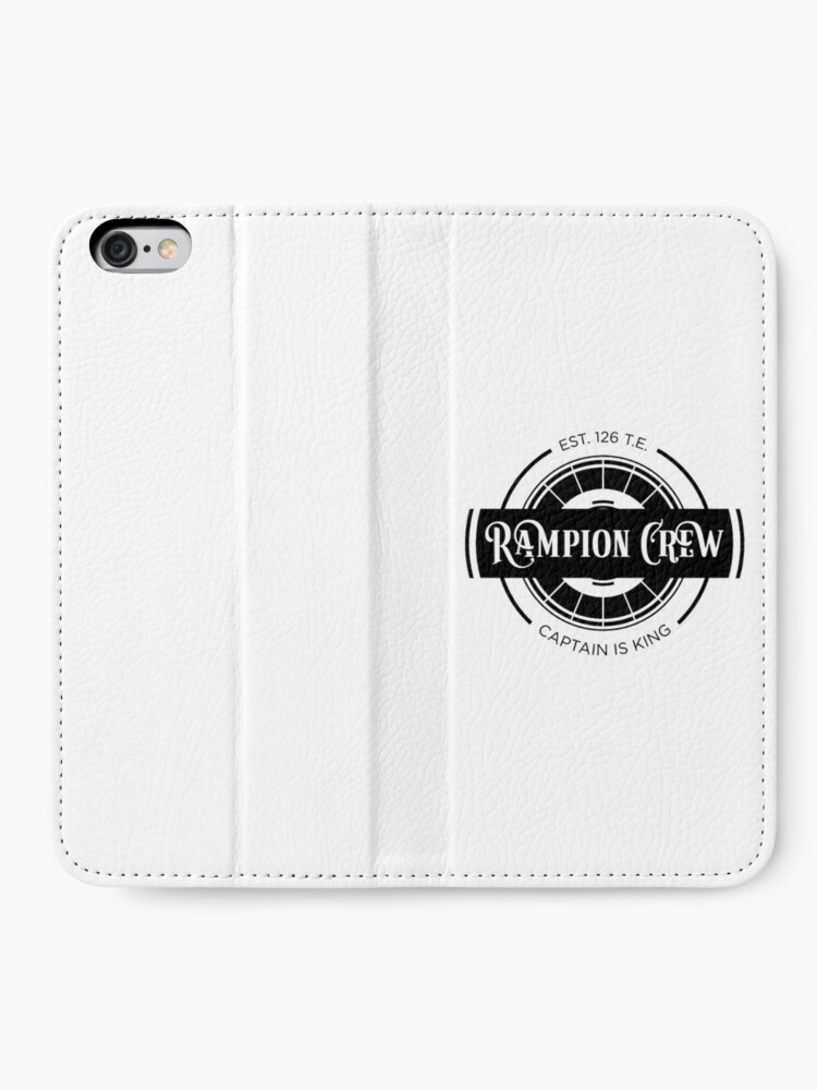 Alternate view of Lunar Chronicles Rampion Crew iPhone Wallet