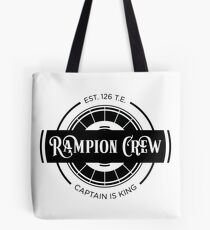 Lunar Chronicles Rampion Crew Tote Bag