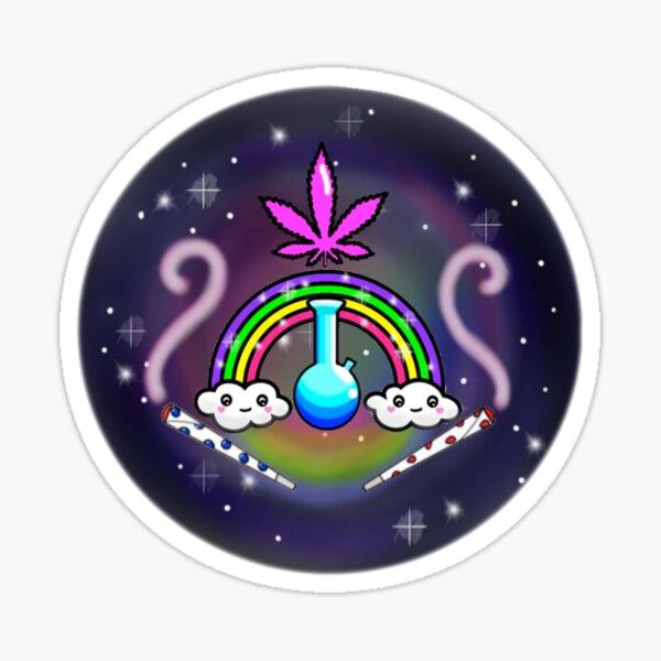 RAINBOW GALAXY Sticker