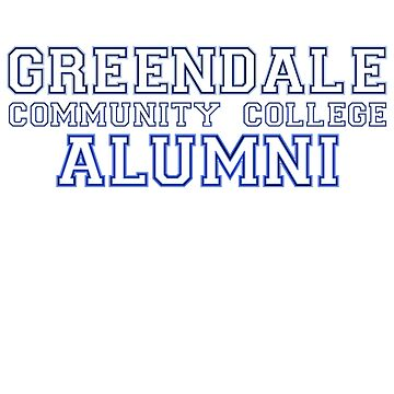 Greendale Community College Alumni by Caffrin25