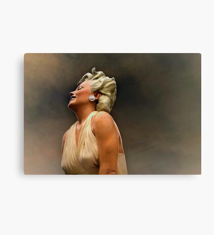 Forever Marilyn Canvas Print