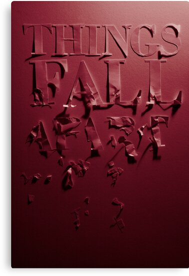 things fall apart by Danny Edwards