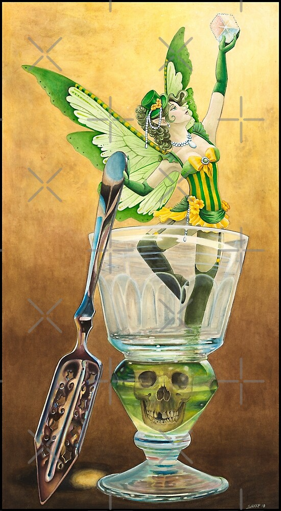 Absinthe by SharpTattoos