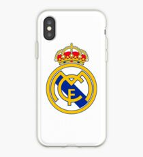 Real Madrid Logo iPhone Case