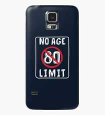 No Age Limit 80th Birthday Gifts Funny B Day For 80 Year Old Case