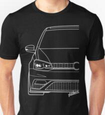 "Polo 6C ""Silhouette"" T-shirt unisexe"