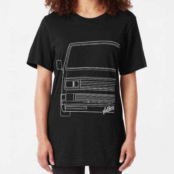 T3 ES & quot; Silhouette & quot; Slim Fit T-Shirt