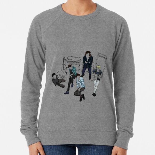 un groupe de direction [2 Sweatshirt léger