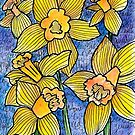Spring Daffodils by Autumn Linde