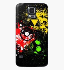 Super Smash Paint Bros. Hülle & Klebefolie für Samsung Galaxy