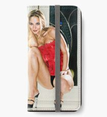 Czech Corset iPhone Wallet/Case/Skin