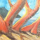 Madrone Dancers by Christopher Gerber