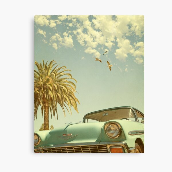 Having Fun, Wish You Were Here Canvas Print