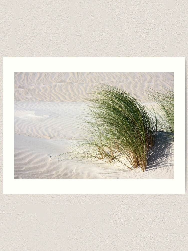 Alternate view of Blowing in the wind Art Print