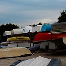Boats by Andreas Koepke