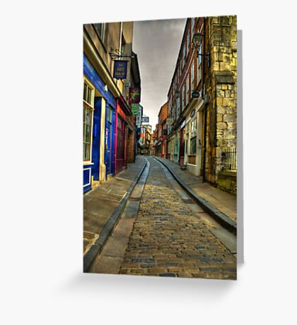 Shambles #2 - York Greeting Card