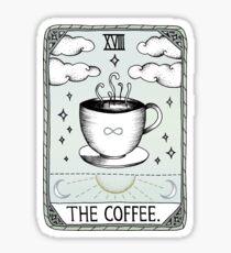 The Coffee Sticker