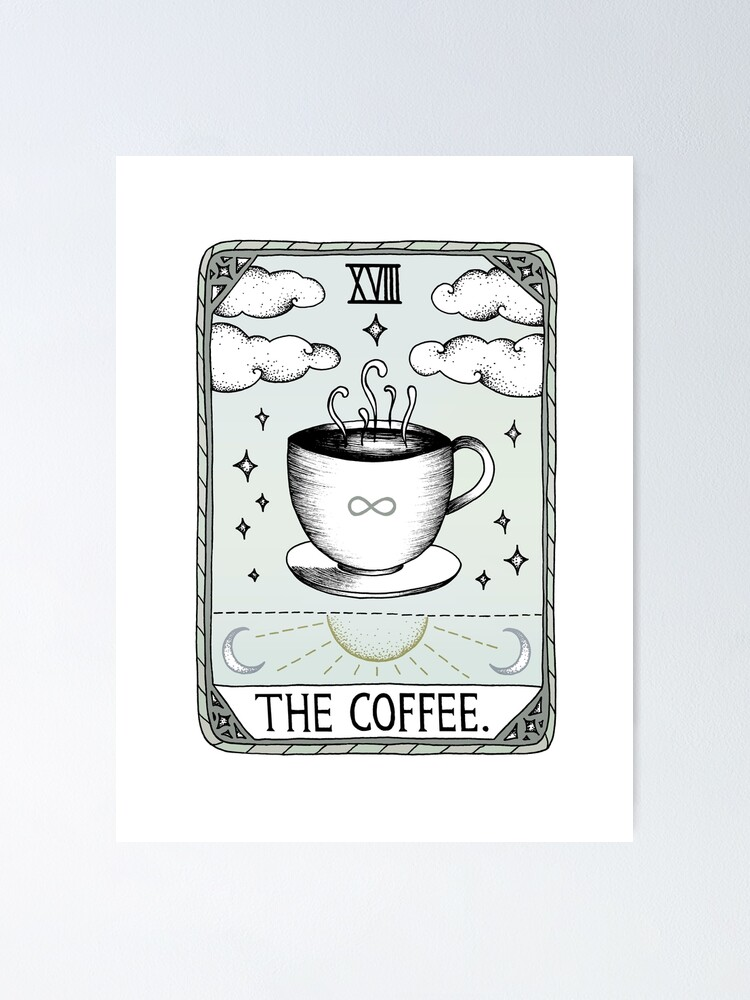 Alternate view of The Coffee Poster