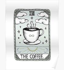 Póster El café