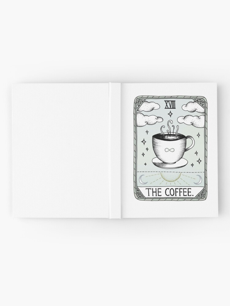 Alternate view of The Coffee Hardcover Journal