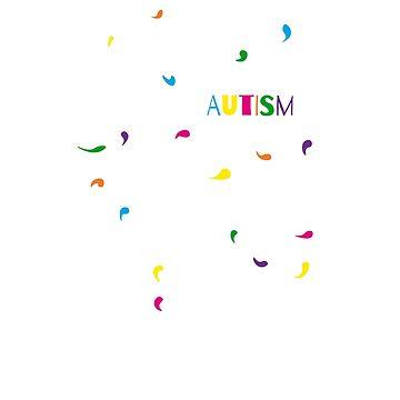 Autism Awareness - Autism Brain by amorhka