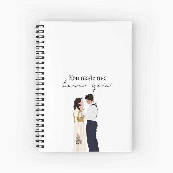 Timeless Lyatt - you made me love you Spiral Notebook