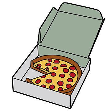 pizza by daisy-sock