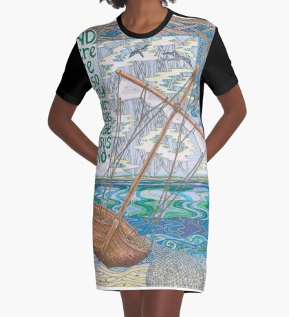 These and Other Things Graphic T-Shirt Dress