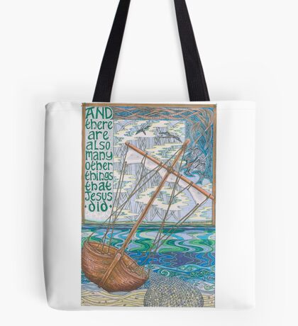 These and Other Things Tote Bag