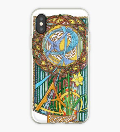 Alpha and Omega iPhone Case