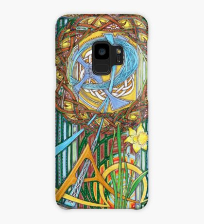 Alpha and Omega Case/Skin for Samsung Galaxy