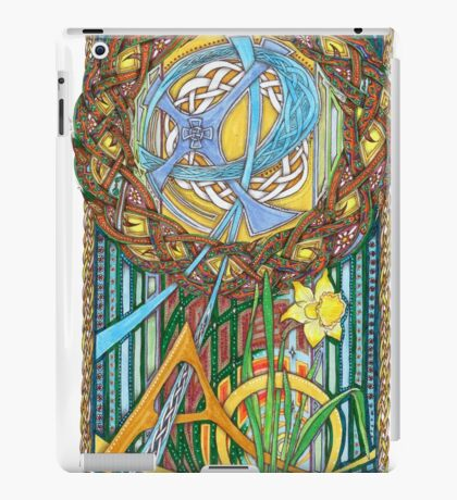 Alpha and Omega iPad Case/Skin